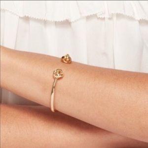 kate spade Jewelry - Kate Spade Knot Cuff Bracelet